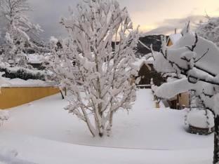 Meteo Pistoia: domenica neve, poi bel tempo