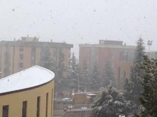 Meteo Campobasso: neve venerdì, neve nel weekend