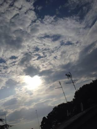 Nuvole D'Agosto