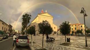 Meteo Ravenna: piogge lunedì, bel tempo martedì, variabile mercoledì