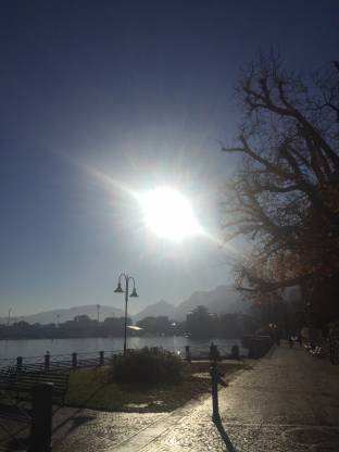 villa olmo sole d'inverno