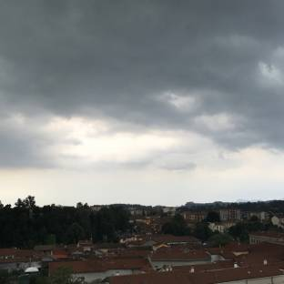 In arrivo' temporale