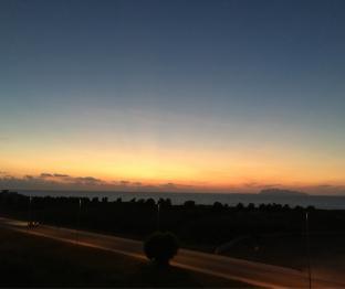 Favignana col tramonto
