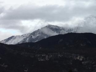 Finalmente la neve