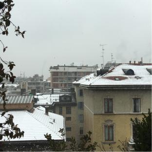 Fotosegnalazione di Milano