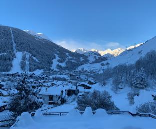Sole e neve binomio perfetto