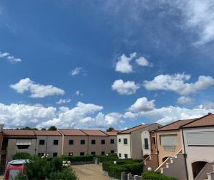 Parzialmente nuvoloso