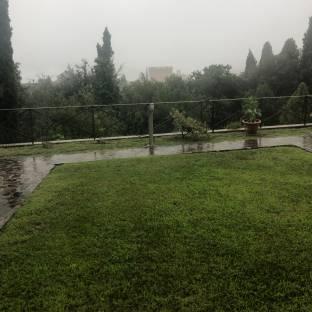 Pioggia da monteripido