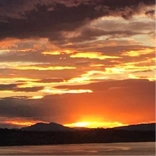 Ancona alba e tramonto