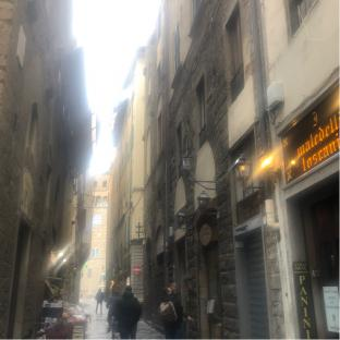Via de cerchi Firenze