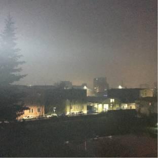 Brescia piove