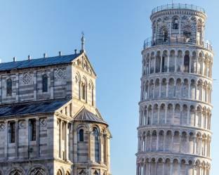 la torre pendente