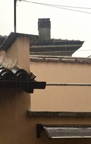 Pioggia Ravenna ore 1915 07.06.22