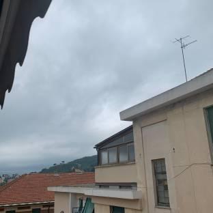 Il cielo a Savona ore 847