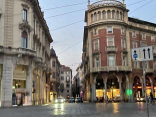 Torino tramonto