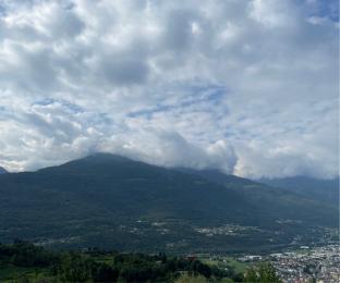 Fotosegnalazione di Montagna in valtellina