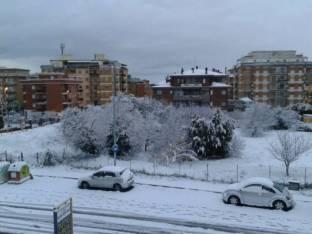 Meteo Viterbo: domenica neve, poi bel tempo