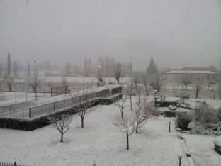 Meteo Urbino: domenica neve, poi variabile