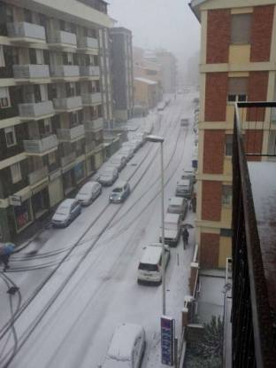 Meteo Sassari: piogge domenica, variabile lunedì, neve martedì