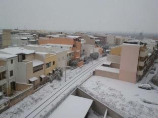 Meteo Andria: piogge domenica, neve lunedì, discreto martedì