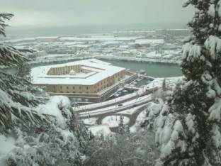 Meteo Ancona: piogge venerdì, neve nel weekend