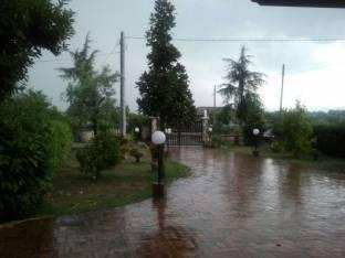 Meteo Teramo: piogge almeno fino a venerdì