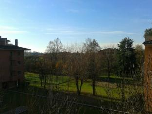 Cielo limpido in Val Padana