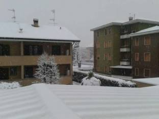 Meteo Aosta: neve fino al weekend