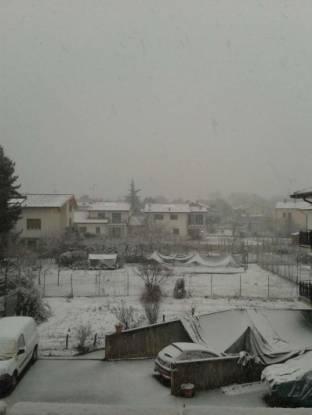 Meteo Udine: neve venerdì, variabile nel weekend