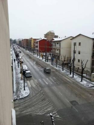 Nevicata ad avellino