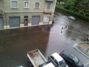 Meteo Torino: giovedì piogge, poi maltempo