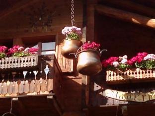 Balcone decorato