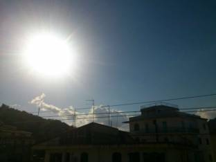 Meteo Catania: bel tempo venerdì, temporali nel weekend