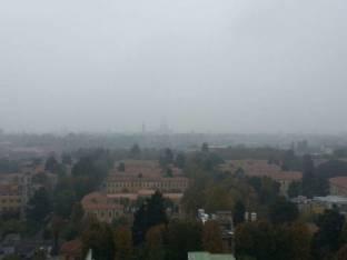 Meteo Pavia: nebbie fino a venerdì, molte nubi sabato