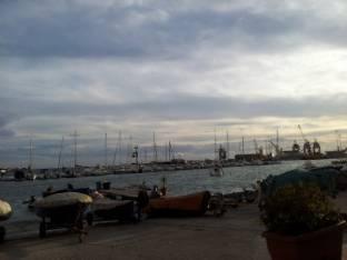 Taranto yacht