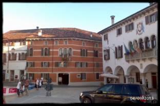 Piazza di Mel (Belluno)
