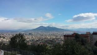 Meteo Napoli: bel tempo almeno fino a venerdì