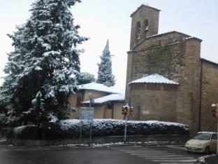 Meteo Arezzo: neve domenica, variabile lunedì, bel tempo martedì