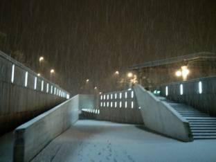 Meteo Sondrio: neve lunedì, piogge martedì, bel tempo mercoledì