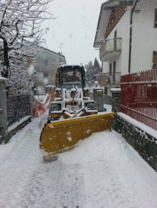 Meteo Cuneo: neve venerdì, neve nel weekend