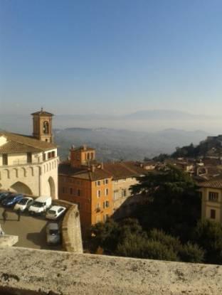 Meteo Perugia: bel tempo fino al weekend