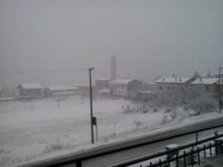 Meteo Lecco: neve fino a lunedì, discreto martedì