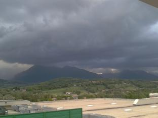 Meteo Belluno: piogge per tutto il weekend e anche lunedì