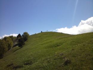 Monte Pertica mt 1549