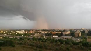 Meteo Latina: mercoledì piogge, poi maltempo