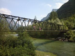 Ponte sul fiume Brenta
