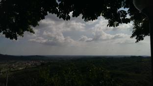 colline sopra Udine