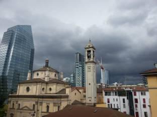 Meteo Milano: giovedì molte nubi, poi piogge