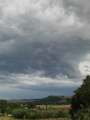 Meteo Urbino: forte maltempo lunedì, temporali martedì, qualche possibile rovescio mercoledì