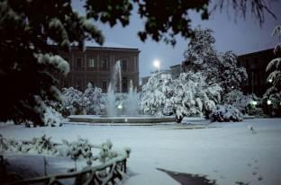 Meteo Chieti: neve almeno fino a martedì